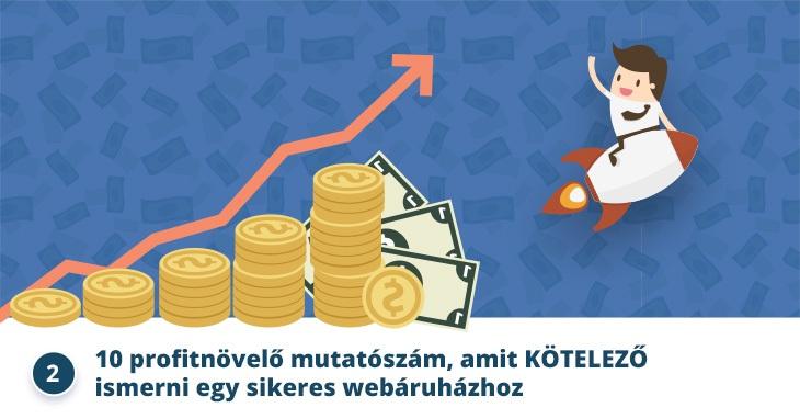 10 profitnövelő mutatószám, amit KÖTELEZŐ ismerni egy sikeres webáruházhoz