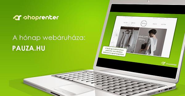 2018. Június Hónap Webáruháza: PaUZa.hu