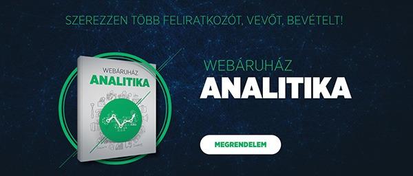 Webáruház Analitika