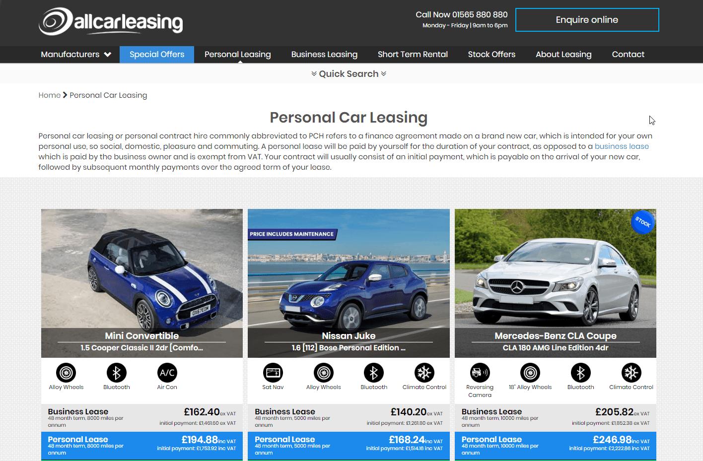 Allcarleasing.co.uk