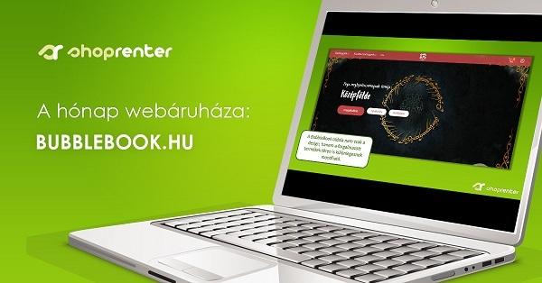 2019. Január Hónap Webáruháza: BubbleBook.hu