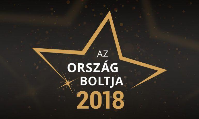 Lezárult a 2018-as Ország Boltja verseny
