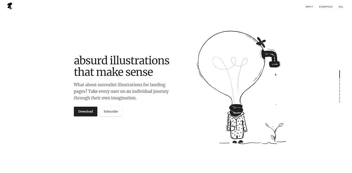 Webdesign: Minimalizmus