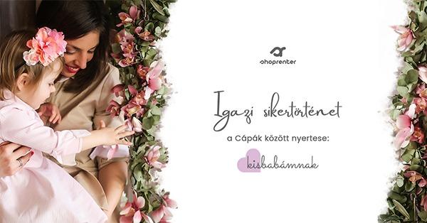 Cápák között a Kisbabamnak.hu - Interjú a nyertes webáruház tulajdonossal