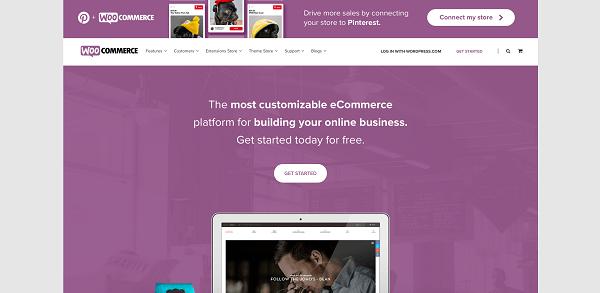 WooCommerce webshop motor