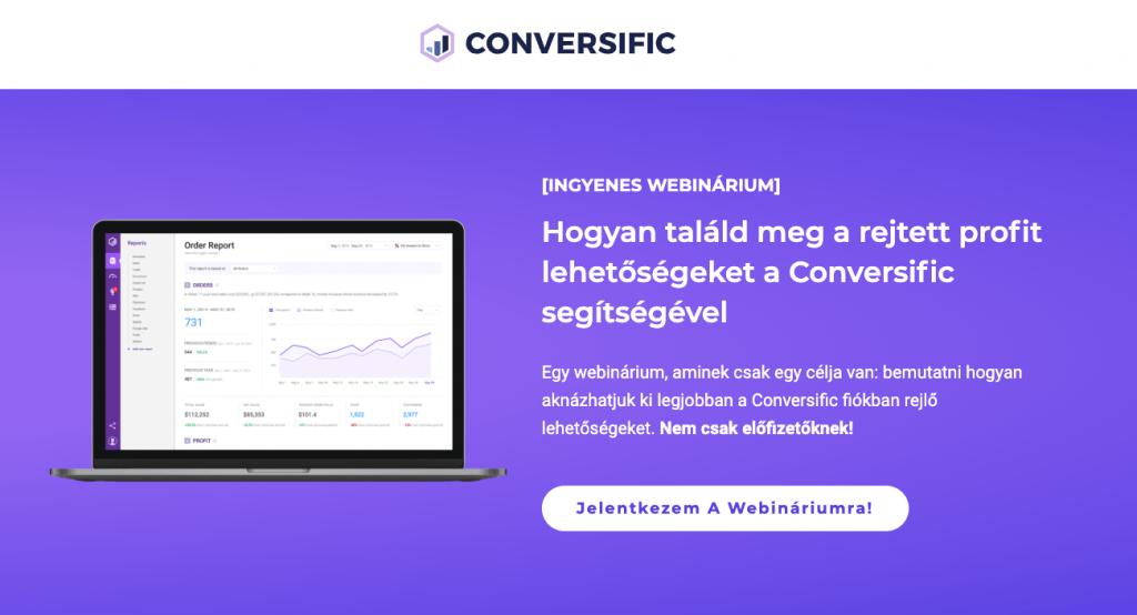 conversific webinarium