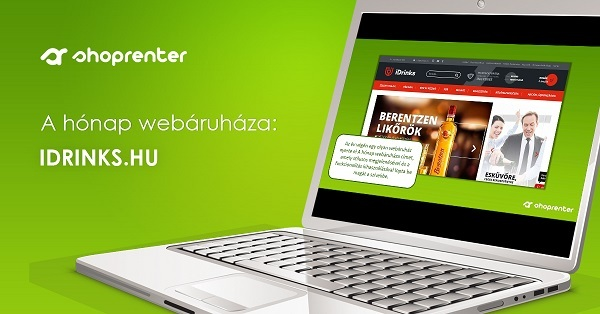 2019. December Hónap Webáruháza: iDrinks.hu