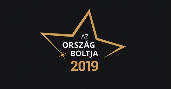 Lezárult a 2019-es Ország Boltja verseny