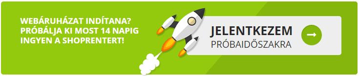webshop készítés lépései