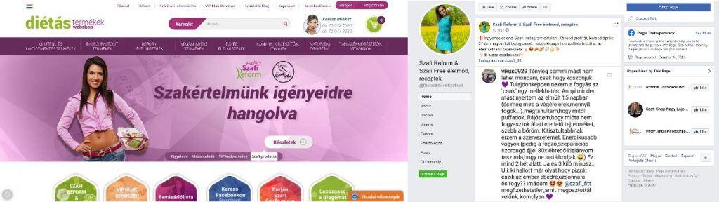 Dietas_termekek_webshop