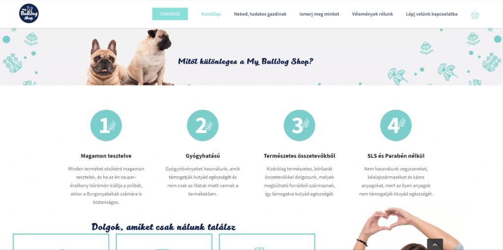 Mybulldogshop.com