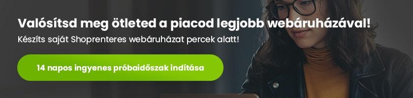 Ingyenes webáruház indítása