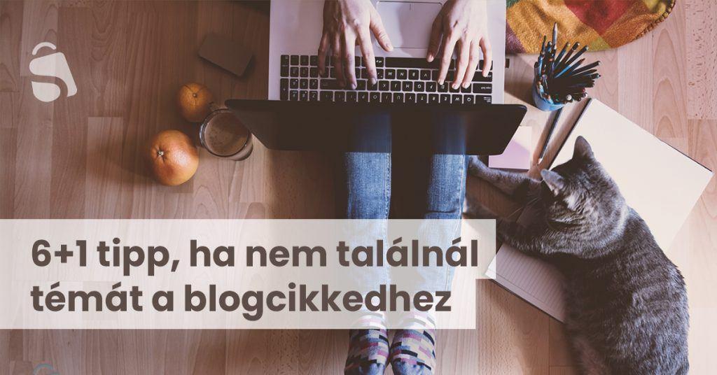 Tippek webshop blogcikk témához