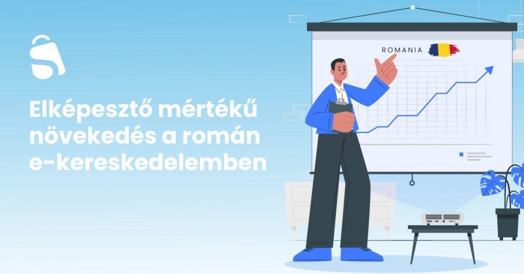 Román e-kereskedelem