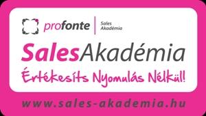 Profonte Management és Sales Akadémia Kft.