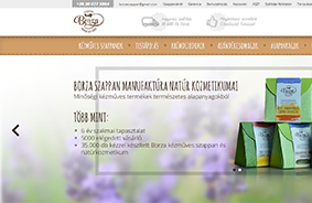 www.borzaszappan.hu