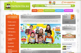 www.okosjatek.hu