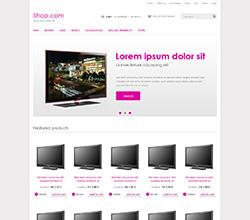 Webáruház sablon - Philadelphia pink