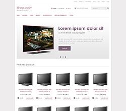 Webáruház sablon - Philadelphia plum