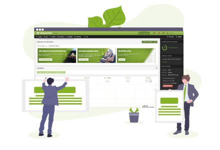 Webáruház bérlés - Folyamatos frissítés