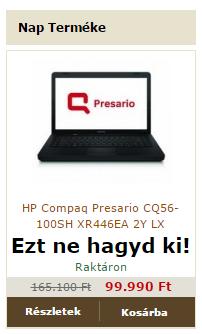 """A """"Nap ajánlata"""" egy már bizonyítottan működő marketing eszköz 42ff60ea11"""