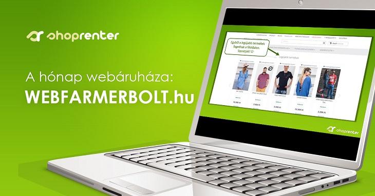 2017. Május Hónap Webáruháza: Webfarmerbolt.hu