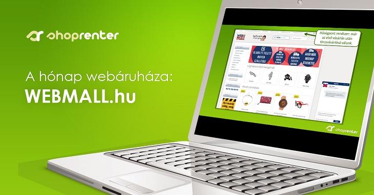 2017. Június Hónap Webáruháza: Webmall.hu
