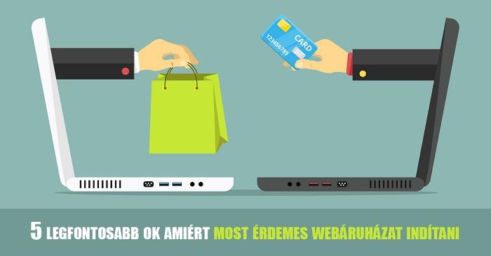 Az 5 legfontosabb ok, amiért érdemes webáruházat indítani avagy az Ecommerce Expo tanulságai