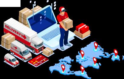 Egyszerűbb csomagpontos szállítás