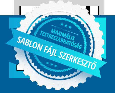 Sablon Fájl Szerkesztő